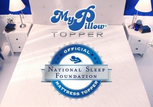 my pillow mattress topper - national sleep foundatio